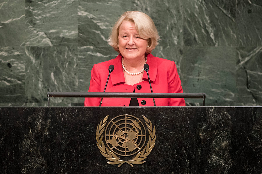 UN sexual harassment Chief promoted whilst being investigated