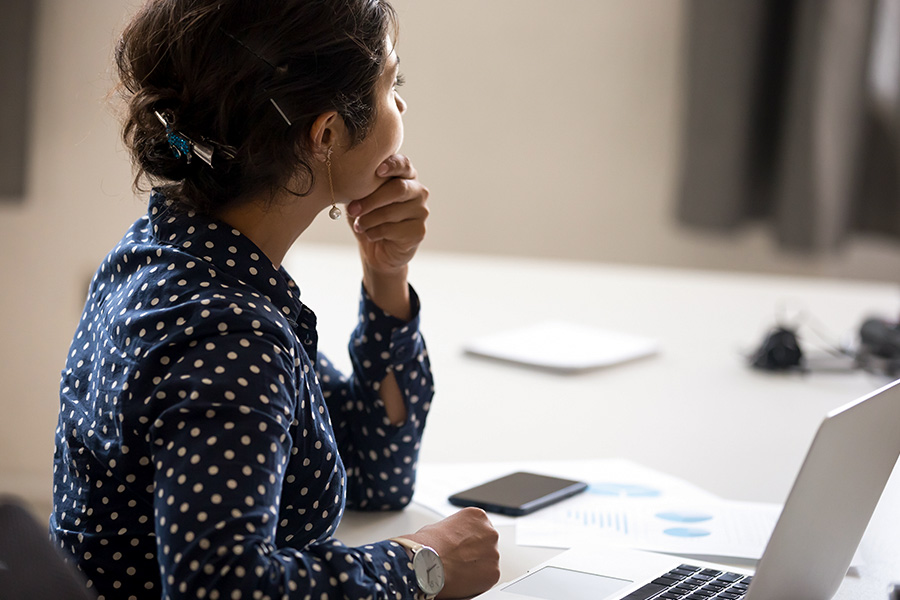 Uncertain hiring is hampering permanent staff roles