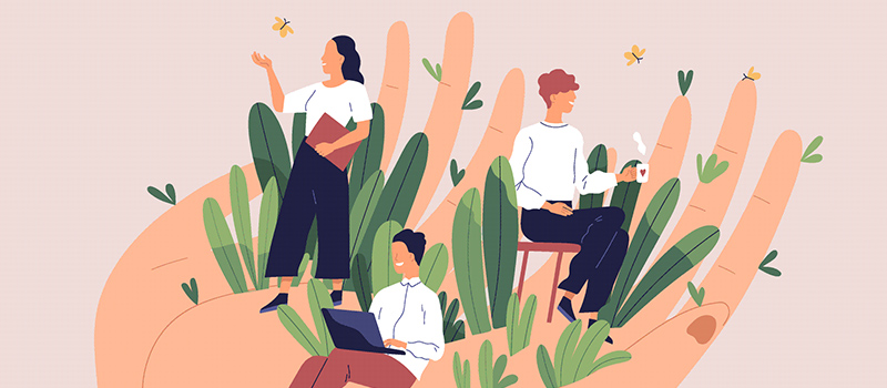 How HR can lead by example when it comes to wellbeing