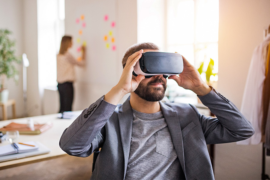 Virtual reality used to decide employee promotions
