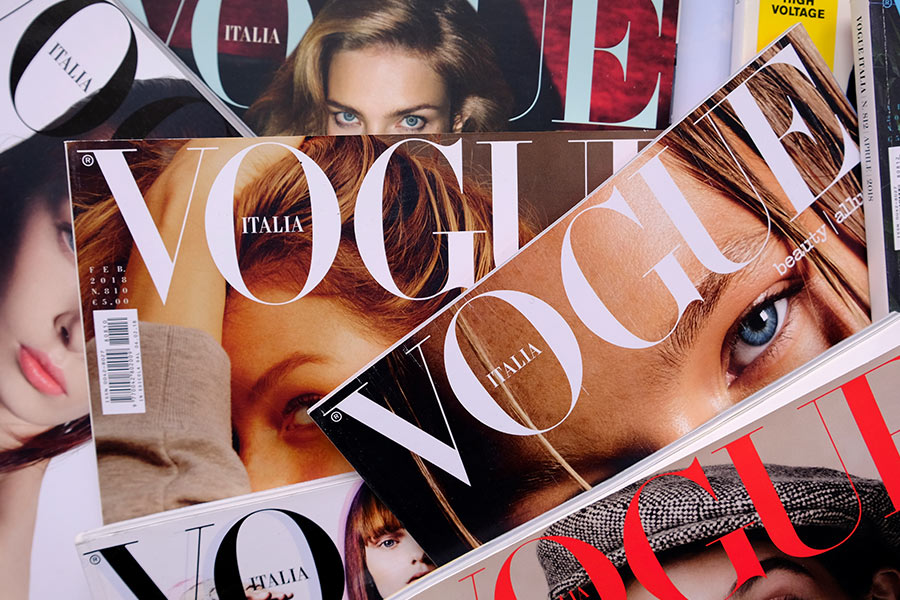 Top Vogue boss racially profiled at work