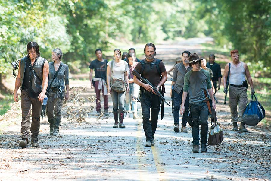 Leadership Lessons from The Walking Dead