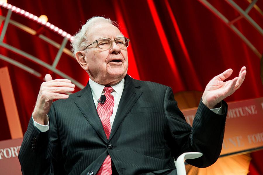 Warren Buffett scoffs at Elon Musk's latest business venture