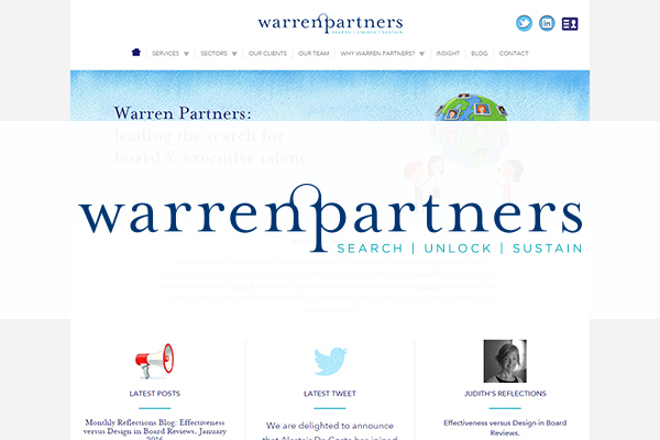 New directors at Warren Partners