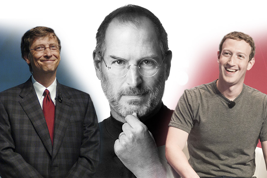 These are the weirdest habits of famous CEOs