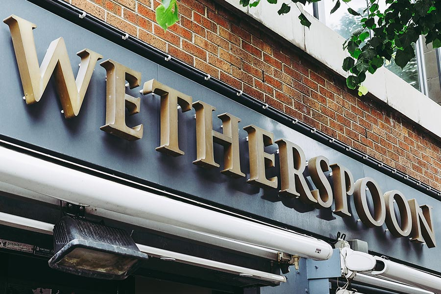 Allegations that Wetherspoons staff face discipline for not sharing Brexit material