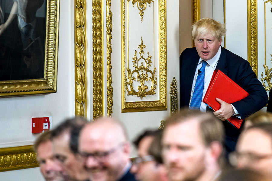 Here's what UK business wants from Boris Johnson