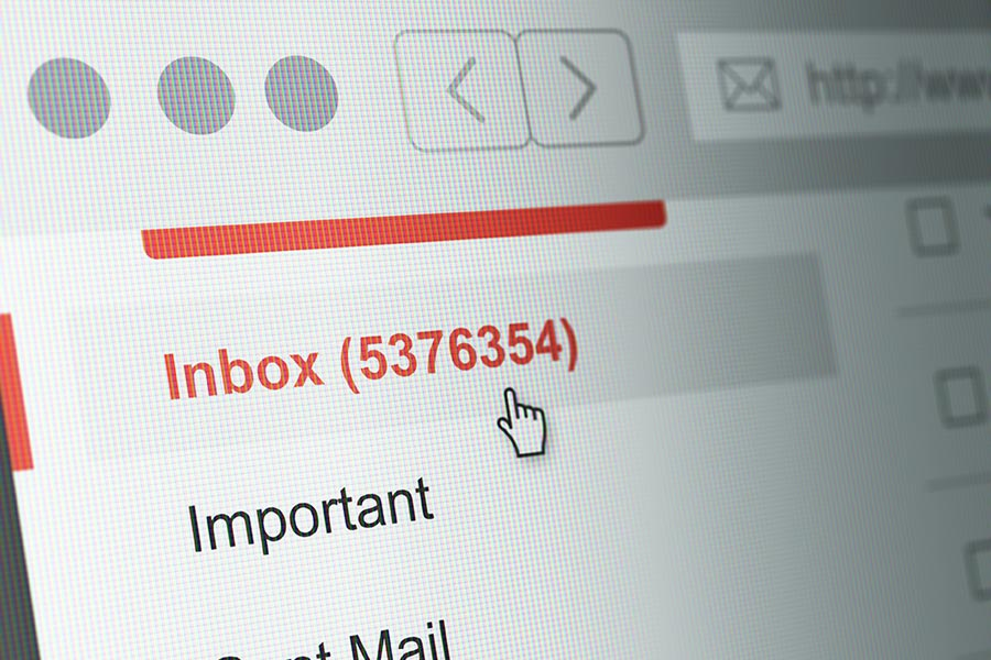 The art of handling your overflowing inbox