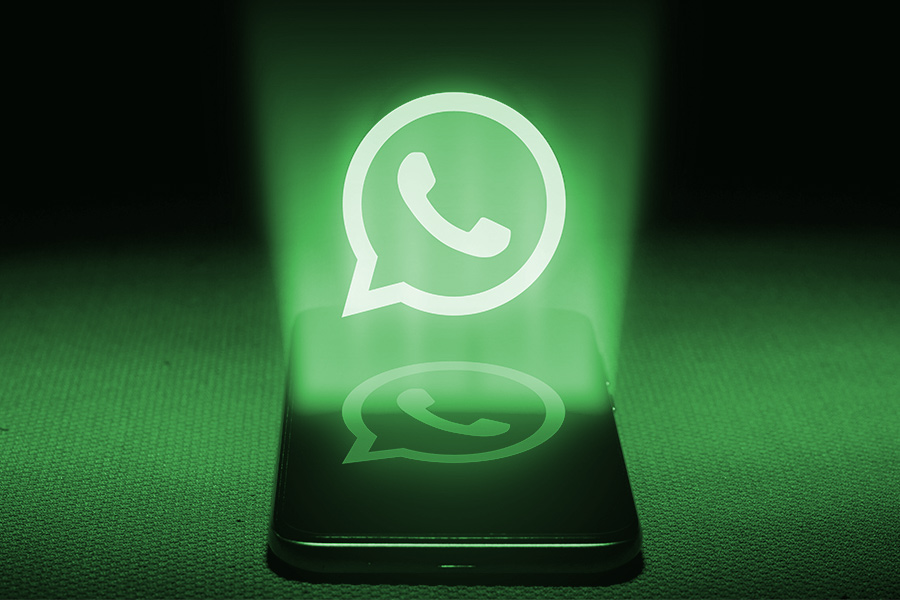The worrying thing about WhatsApp