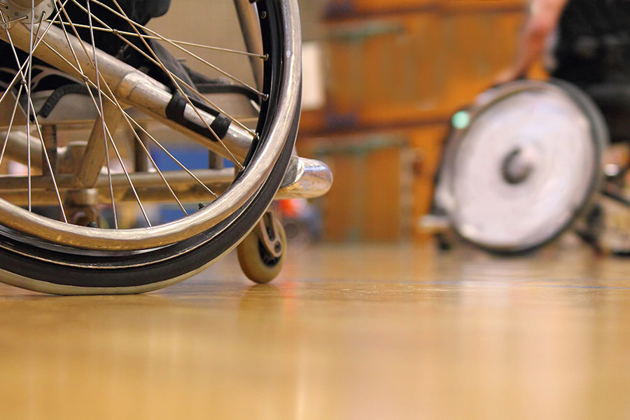 Training Day: 8 reasons HR should team-build with wheelchair basketball