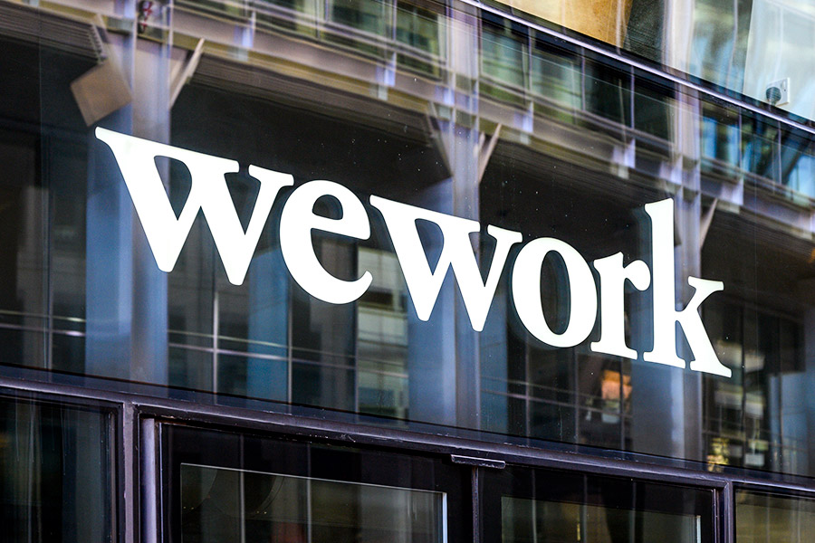 WeWork hit by £1.5m payoff claims after drug allegations