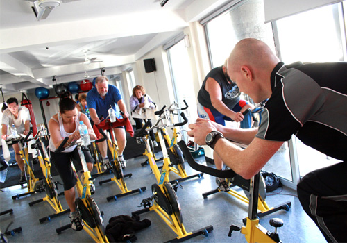 Financial downturn saw fitness boost for staff