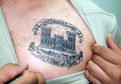 Army To Relax Tattoo Rules To Boost Recruit Numbers