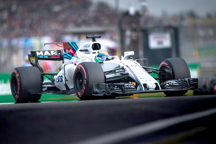 Formula One firm on board with Odgers' scheme