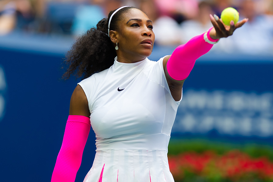 Serena Williams Wimbledon return sparks equality debate