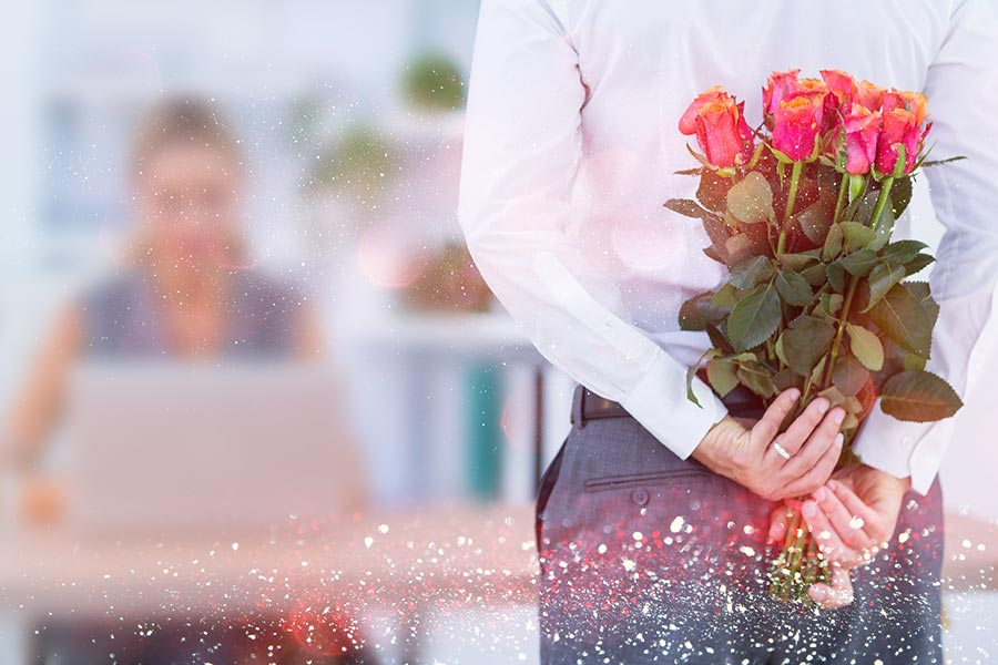 Love is in the air: why does winter spark office romances?