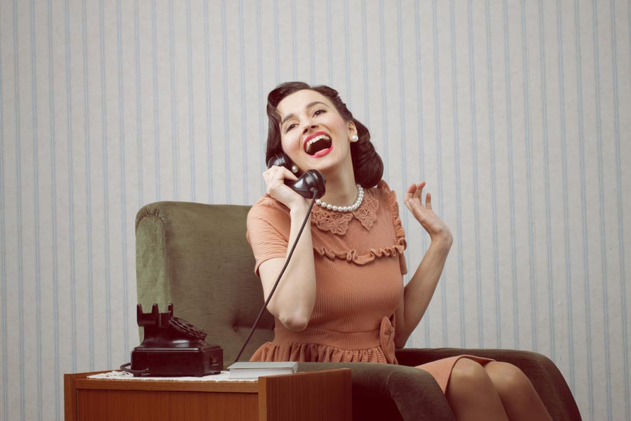 The bizarre habits of employees on conference calls