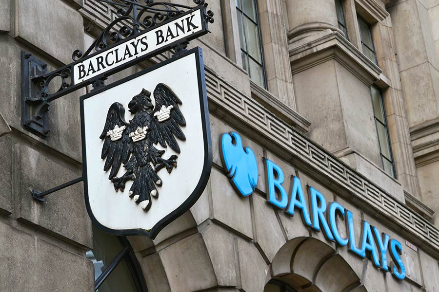 Barclays reveals shocking gender pay gap