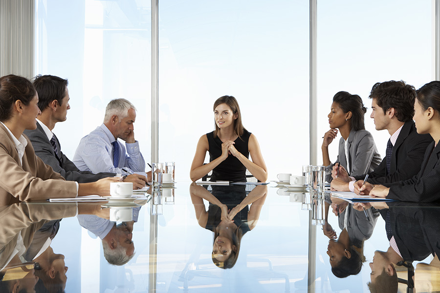 Women on FTSE Boards increase shows positive trend