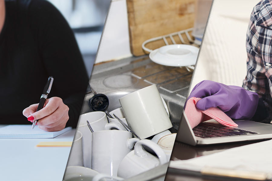 Women of colour more likely to be asked to 'clean-up' at work