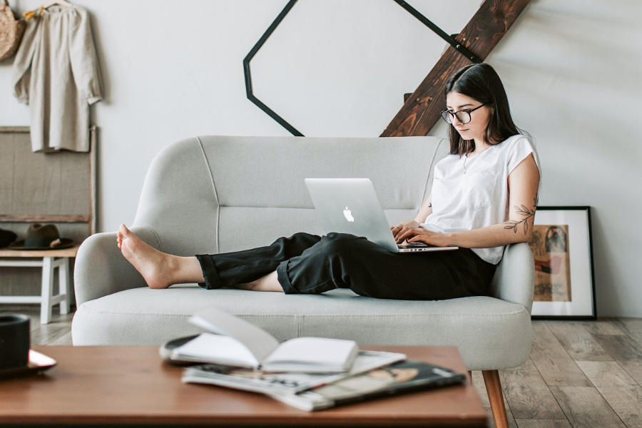 Over half of women say WFH could boost career