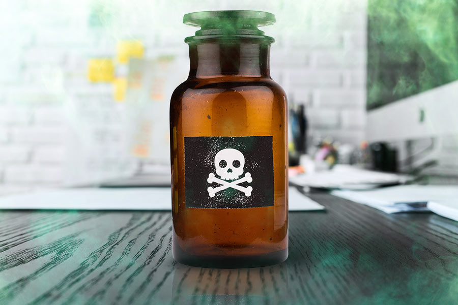 3 signs your work culture is poisonous