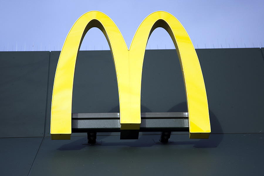 'Everyone should work at McDonald's', says construction CEO