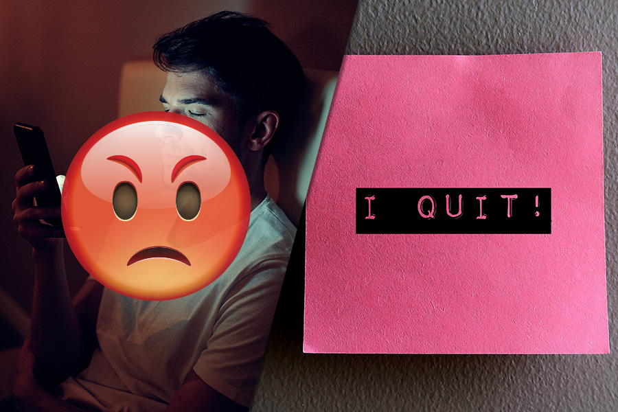 Worker quits instantly after 3AM text from boss demands 'come in on day off'