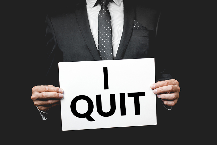 Why 95% of employees are considering quitting