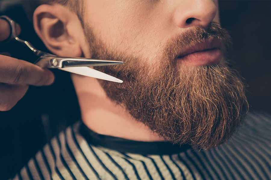 Facial hair ban flouts worker rights, lawmaker says