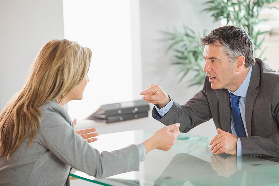 How to deal with workplace discrimination