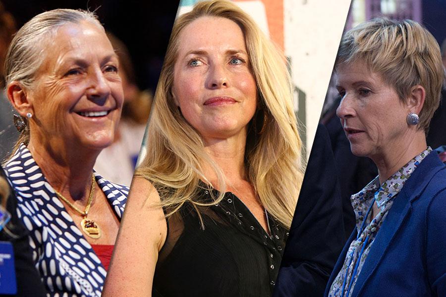 The world's 10 richest women