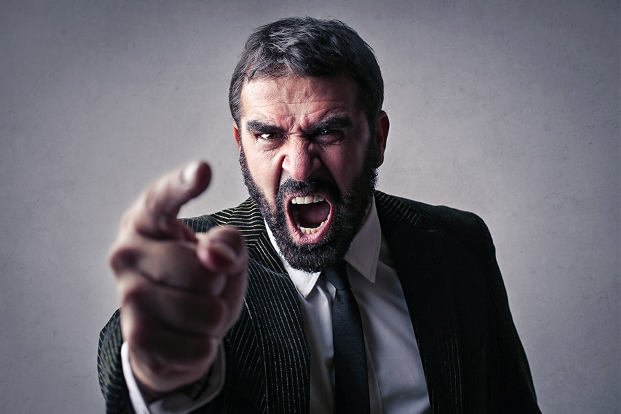 Employees reveal their most badly behaved bosses
