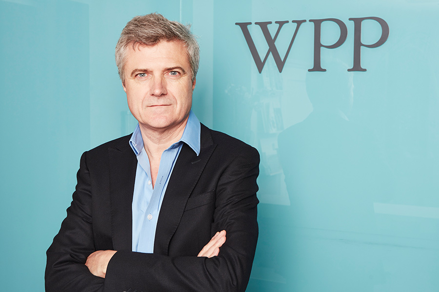 WPP is to announce Mark Read as new CEO