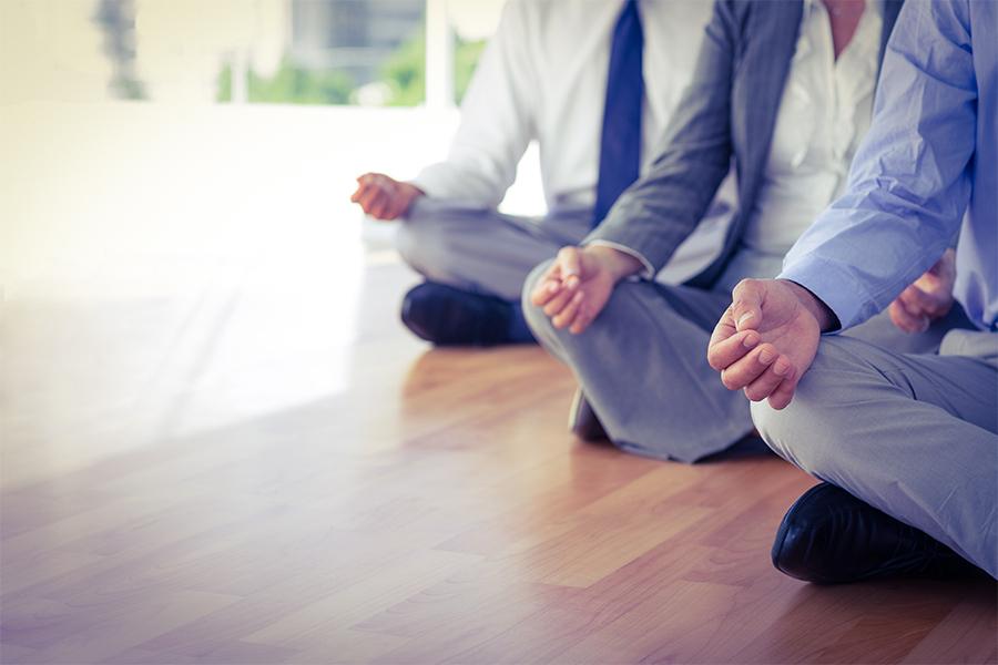 Wunderman UK's CEO explains their new 'wellness studio'