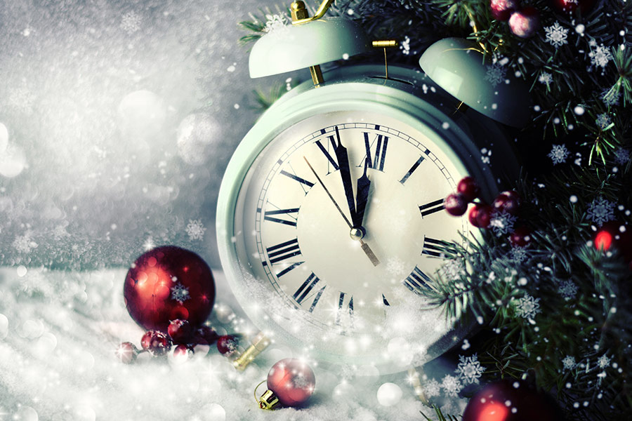Christmas clock-off: Productivity slumps today as festivities take over