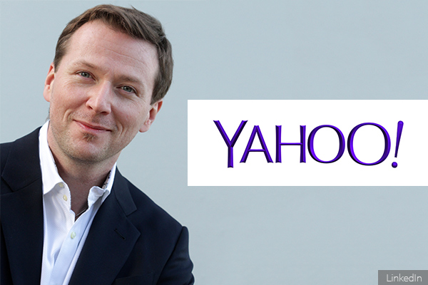 Former Yahoo exeutive accuses company of anti-male gender bias