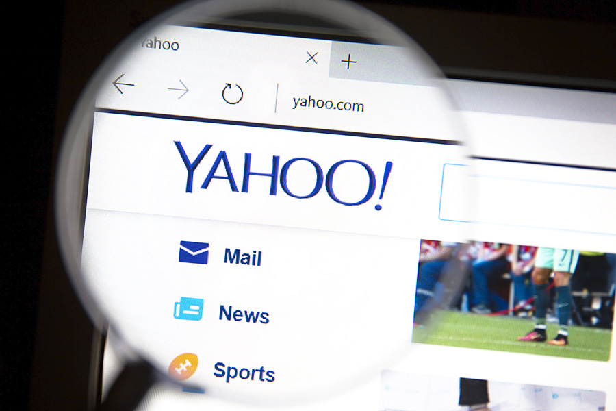 Yahoo confirms hacking of 500 million users data