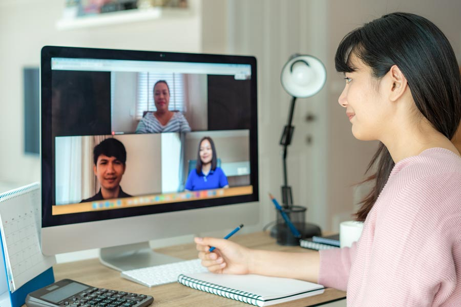 Are remote meetings safe? Probably not...