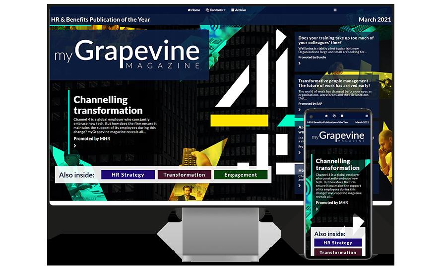 Digital magazine Showcase