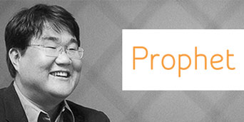 Chan Suh, Senior Partner & Chief Digital Officer, Prophet
