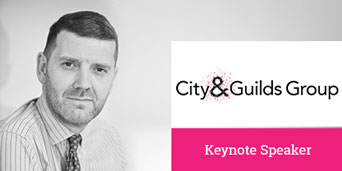 Chris Jones, Group Chief Executive, City & Guilds Group, City & Guilds