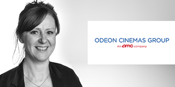 Kathryn Pritchard, Group Chief People Officer, ODEON & UCI Cinemas Group