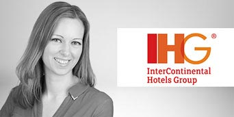 Louise Byrne, VP Global Talent, InterContinental Hotels Group, InterContinental Hotels Group