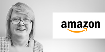 Tina Oakley, HR Director for UK Operations, Amazon, Amazon