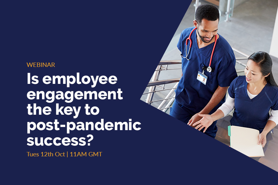 Is employee engagement the key to post-pandemic success?