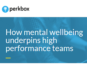 How mental wellbeing underpins high performance teams