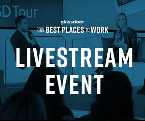 Glassdoor Best Places to Work: Live from London conference