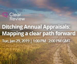 Ditching Annual Appraisals: Mapping a clear path forward