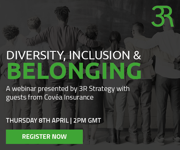 Diversity, Inclusion & Belonging: Webinar Registration